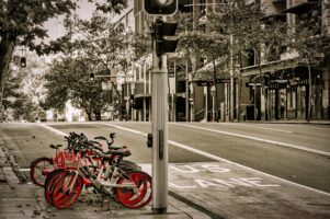 Sydney CBD in Lockdown #45